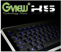 คีย์บอร์ด Gview K5