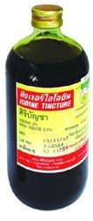 ทิงเจอร์ไอโอดีน 600-5032