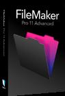 โปรแกรมจัดการฐานข้อมูล FileMaker Pro 12 11 Advanced