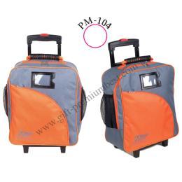 กระเป๋าเดินทางคันชักคู่ ผ้า 600 D