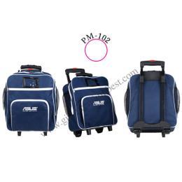 กระเป๋าเดินทางคันชักผ้า 600 D