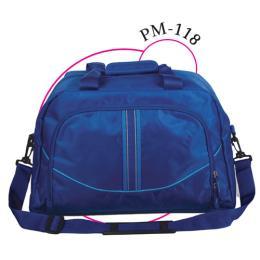 กระเป๋าเดินทางทรงโค้งแบบแตงโม ผ้า 420 D