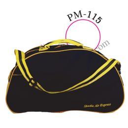 กระเป๋าเดินทางทรงโค้งแบบแตงโม ผ้า 600 D