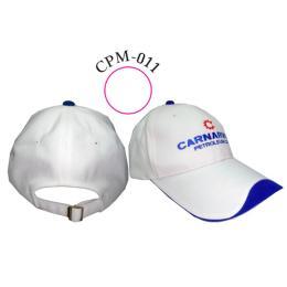หมวกทรงตัดต่อหน้าหมวก สายเข็มขัด