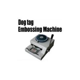 เครื่องปั๊มตัวอักษร DOGTAG01