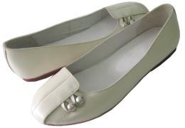รองเท้าส้นเตี้ย PM - 808