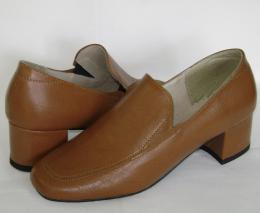 รองเท้าคัชชูหนังวัว CR-110