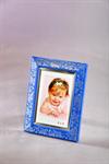 กรอบรูป No.1512 4x6 นิ้ว สีน้ำเงิน 002545