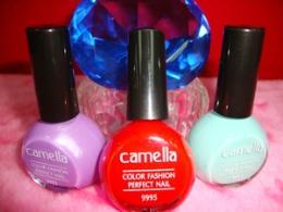 ยาทาเล็บ Camella