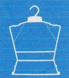 ไม้แขวนเสื้อNO.A17