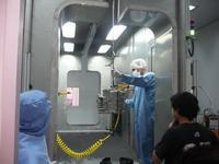 บริการผลิต ติดตั้งระบบพ่นสีครบวงจรสำหรับโรงงาน