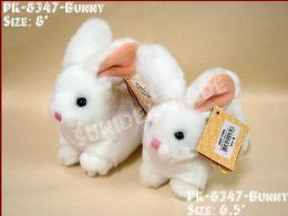 """PK-8347 ตุ๊กตากระต่าย 6.5"""""""