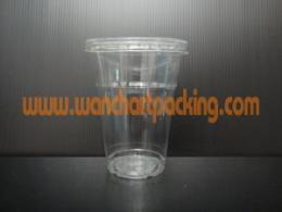 แก้ว GPPS 6oz. สีใส U75