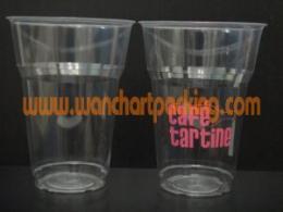 แก้ว GPPS 16oz. สีใส U95