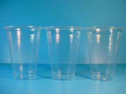 แก้วพลาสติกลอน SW500cc.(16oz.) ใส U95