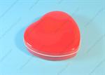 กล่องเหล็ก กล่องหัวใจเล็ก สีแดง (BJM-B1-2)