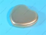 กล่องเหล็ก กล่องหัวใจเล็ก สีเงิน (BJM-B1-3)