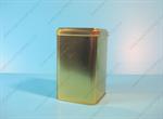 กล่องเหล็ก กล่องใบชา 100g. (BJM-B6)