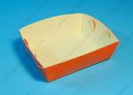 ถาดกระดาษ ถาดจิ๋วสีส้ม (PPC-006)