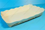 ถาดกระดาษ ถาดขนมปัง 1 ชิ้นเล็ก พิมพ์ลาย (PPC-002-5)