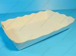 ถาดกระดาษ ถาดขนมปัง 1 ชิ้น พื้นขาว (PPC-002-0)