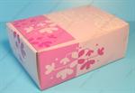 กล่องเค้กสี่เหลี่ยมผืนผ้า ลาย (UNI-8444)