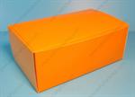 กล่องเค้กสี่เหลี่ยมผืนผ้า สีส้ม (UNI-8429)