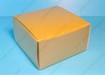 กล่องเค้กสี่เหลี่ยมจตุรัส สีทอง (UNI-8084)