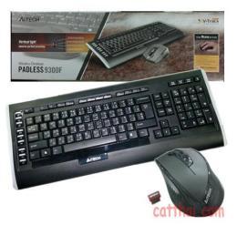 คีย์บอร์ด KB-9300F Mouse + Keyboard wirless