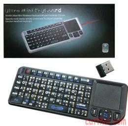 คีย์บอร์ด Keyboard Wirless MINI