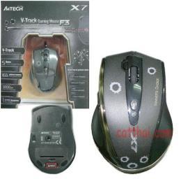 เมาส์ Mouse Game X-7