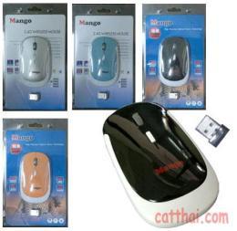 เมาส์ Mouse Wirsless M-9900