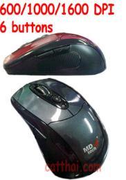 เมาส์ MD-BC180 U 6 buttons