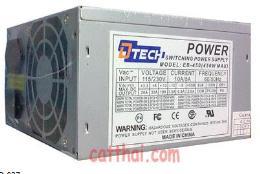 เพาเวอร์ซัพพลาย P/W 450W D-TECH 24PIN
