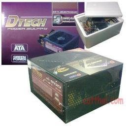 เพาเวอร์ซัพพลาย P/W 500W D-TECH SATA BOX