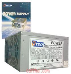 เพาเวอร์ซัพพลาย P/W 550W SATA D-TECH BOX