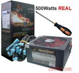 เพาเวอร์ซัพพลาย Power 500W แท้