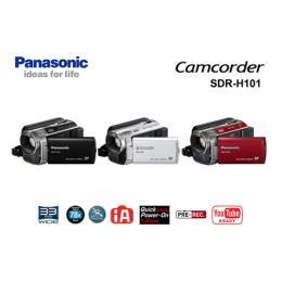 กล้องถ่ายวีดีโอ SDR-H101GA-K