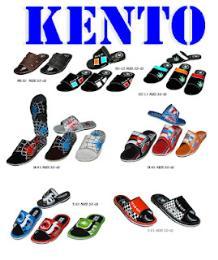 รองเท้า Kento แบบรวม K