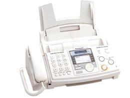 เครื่องโทรสารกระดาษธรรมดาระบบฟิล์ม  รุ่น KX-FP362C