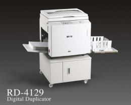 เครื่องพิมพ์สำเนาระบบดิจิตอล RONGDA รุ่น RD-4129