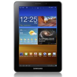 โทรศัพท์มือถือ Samsung Galaxy Tab 7.7