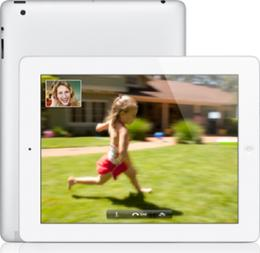 แท็บเล็ต iPad 2 WiFi + 3G 16 GB (ขาว)