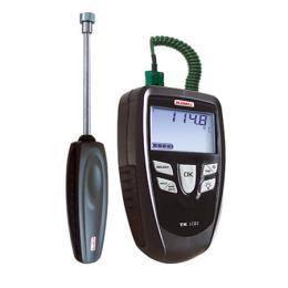 เครื่องวัดอุณหภูมิ เทอร์โมมิเตอร์ แบบ 2 แชนแนล รุ่น TK102S