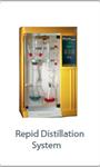 เครื่องกลั่นไนโตรเจน  (Rapid Distillation System)