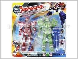 หุ่นยนต์ 2 ตัว/ชุด