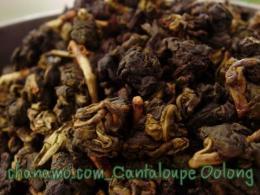ชาอบกลิ่น  ชาแคนตาลูป Cantaloupe Oolong 100g.