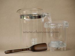แก้วชงชา-ถ้วยน้ำชา แก้วชงชา 500 ml. (China)