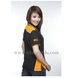 เสื้อโฆษณา(POLO-07-B)
