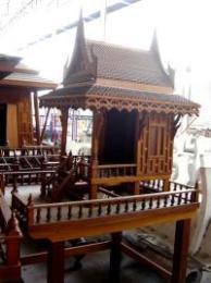 ศาลเจ้าที่เรือนไทยใหญ่